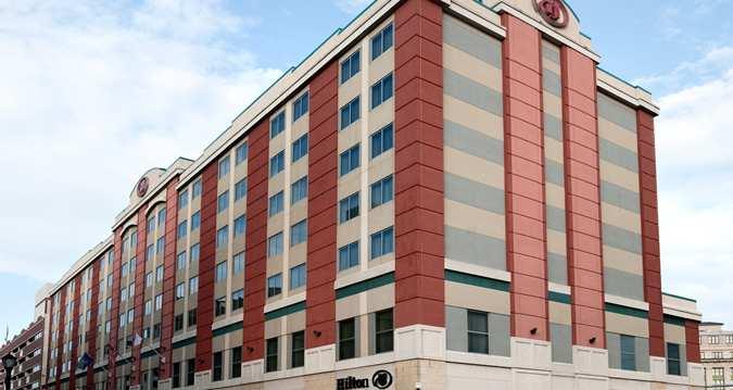 Hilton Hotel Scranton